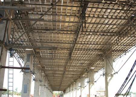 avatar - building scaffolding