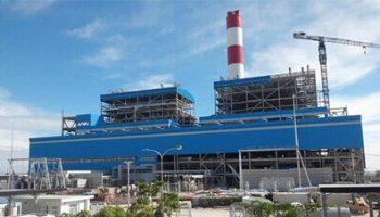 nhiet dien - vinh tan 2 - power plant