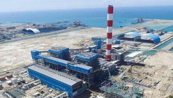 nhiet dien - vinh tan 4 - power plant