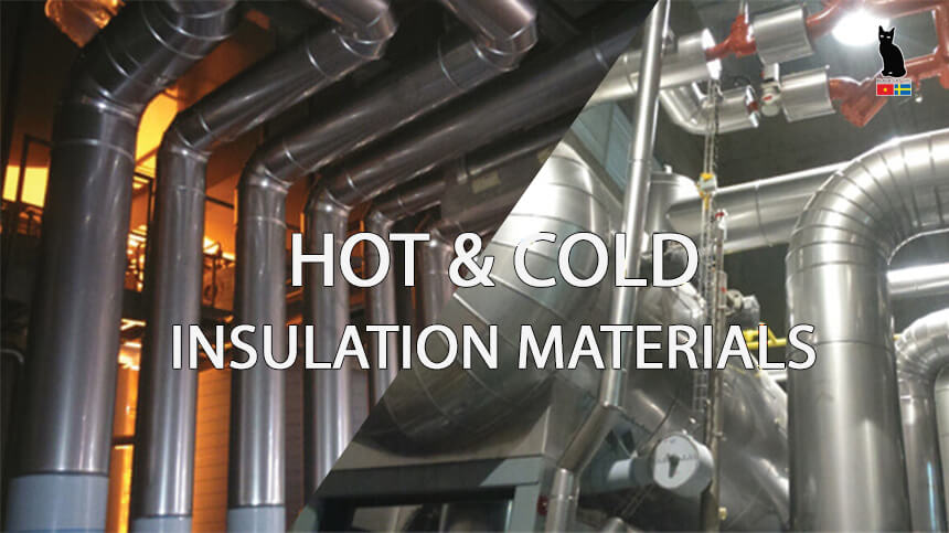 So sánh sự khác nhau giữa vật liệu cách nhiệt nóng và lạnh