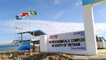 Scaffolding - Long Sơn Petrochemical